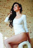 Kate Shoo in Lighty by Eternal Desire (nude photo 2 of 12)