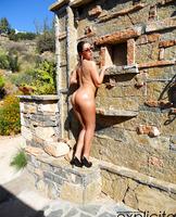 Graziel shows her sweet ass (nude photo 14 of 14)