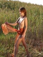 Natural Nude Mirjam (nude photo 14 of 16)