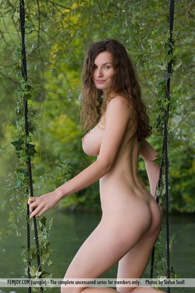 Susann At The Lake By Femjoy 12 Photos  Erotic Beauties-7401