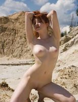 Rosalia in Freckles (nude photo 11 of 16)
