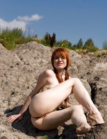 Rosalia in Freckles (nude photo 15 of 16)
