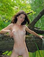 Jadi in Swan Lake (nude photo 11 of 16)