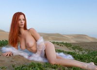 Ariel in The Heat Is On (nude photo 1 of 16)