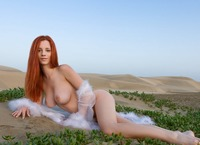 Ariel in The Heat Is On (nude photo 2 of 16)