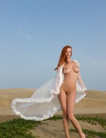 Ariel in The Heat Is On (nude photo 9 of 16)