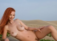 Ariel in The Heat Is On (nude photo 13 of 16)