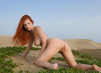 Ariel in The Heat Is On (nude photo 16 of 16)