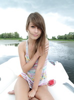 Mia C from Femjoy posing nude in brighter days (nude photo 4 of 16)