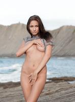 Mila K in Femme Fatal (nude photo 4 of 16)