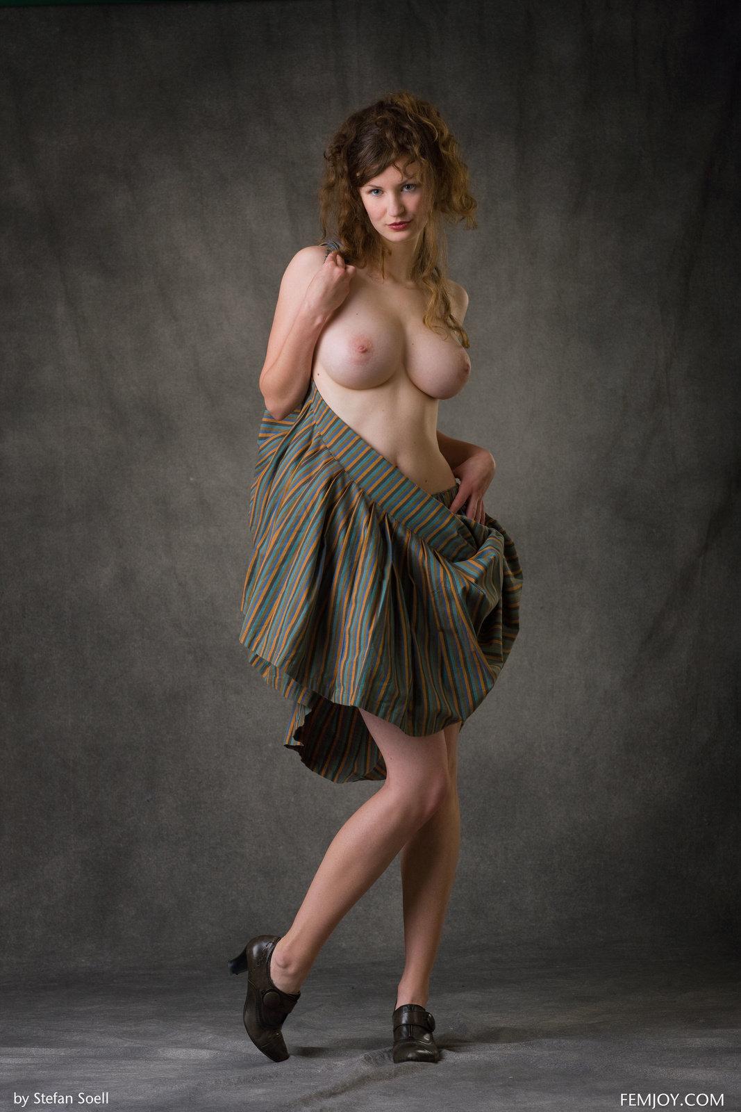 Susann in Baroque by Femjoy (16 photos) | Erotic Beauties
