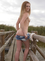 Gilda E in Take On Me by Femjoy (nude photo 6 of 16)