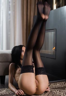 Hot nude girls in garters, inside pussy fucking gif