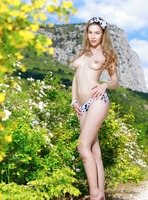 Xana D in Natural Feeling by Femjoy (nude photo 4 of 16)