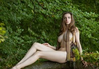 Mariposa in Pure Magic by Femjoy (nude photo 3 of 12)