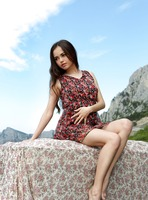 Annika A in Nice View by Femjoy (nude photo 2 of 16)