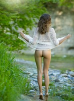 Clover in Flawless by Femjoy (nude photo 4 of 12)