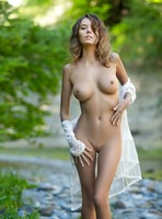 Clover in Flawless by Femjoy (nude photo 6 of 12)