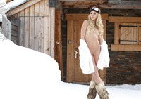 Amber A in A Hot Winter Day by Femjoy (nude photo 11 of 16)