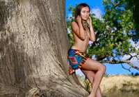 Belisa G in Young And Free by Femjoy (nude photo 2 of 12)