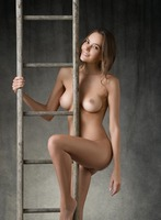 Clover in Higher by Femjoy (nude photo 4 of 12)
