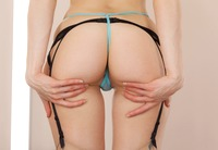 Melissa White in Stockings Collection by Fitting-Room (nude photo 11 of 15)