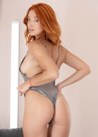 Red Fox in Bodysuit Collection by Fitting-Room (nude photo 1 of 15)