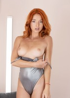 Red Fox in Bodysuit Collection by Fitting-Room (nude photo 2 of 15)