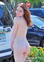 Cute Redhead Meghan (nude photo 14 of 16)