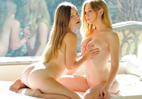 Aurilee & Alaina in Busty Teen Lesbians (nude photo 3 of 16)