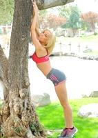 Heather in Park Public Nudity (nude photo 12 of 16)