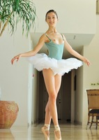 Claire in Professional Ballerina (nude photo 8 of 16)