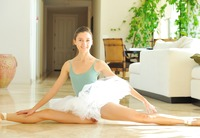 Claire in Professional Ballerina (nude photo 11 of 16)