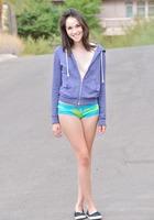 Rachel in Little Trespasser (nude photo 1 of 16)