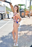 FTV girl Shea in Construction Fantasy (nude photo 12 of 16)