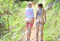FTV Girls Nicole & Veronica in Horny Nude Hikers (nude photo 2 of 16)