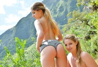 FTV Girls Nicole & Veronica in Horny Nude Hikers (nude photo 6 of 16)