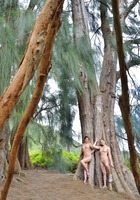 FTV Girls Nicole & Veronica in Horny Nude Hikers (nude photo 14 of 16)