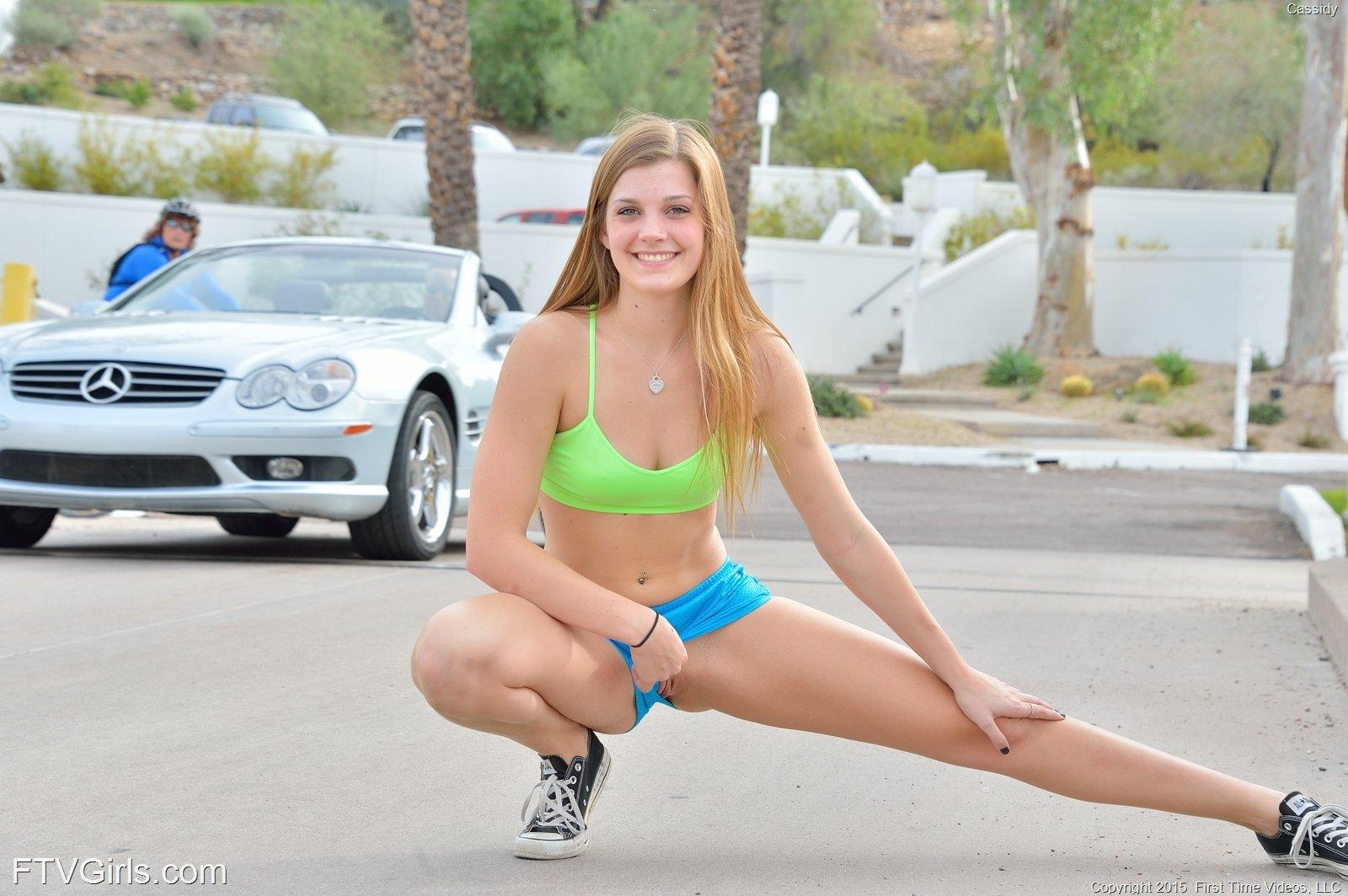 Fresh FTV girl Cassidy in The Ex-Cheerleader (16 photos ...