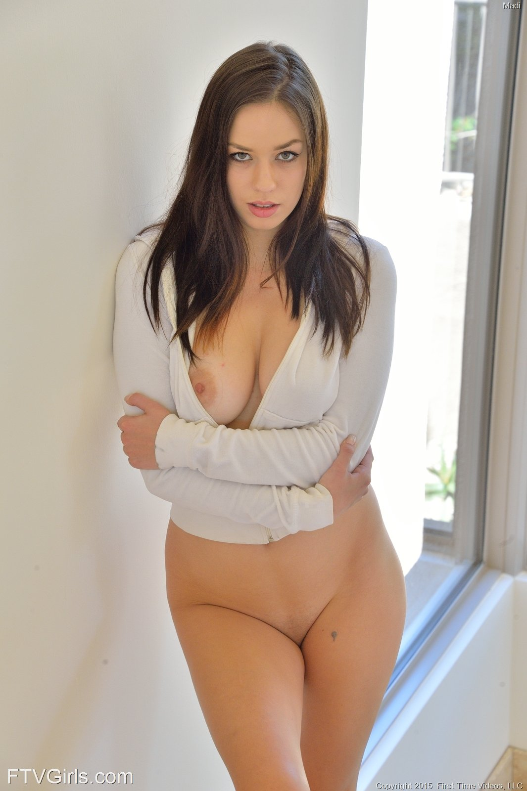 Madi In Under The Hoodie By Ftv Girls 16 Photos  Video -8395