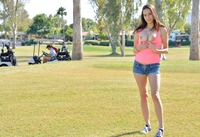 Madi in The Golf Courses by FTV Girls (nude photo 1 of 16)