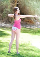 FTV girl Victoria in Squirting Cheerleader (nude photo 4 of 16)