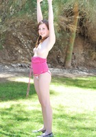 FTV girl Victoria in Squirting Cheerleader (nude photo 7 of 16)