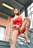 Darcie in A Red Dress by FTV Girls (nude photo 15 of 16)