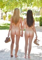 Nina and Serena in Naked on the Spot by FTV Girls (nude photo 16 of 16)