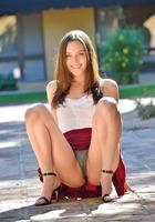 Brooke in Miniskirt Hottie by FTV Girls (nude photo 3 of 16)