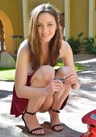 Brooke in Miniskirt Hottie by FTV Girls (nude photo 8 of 16)