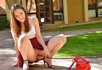 Brooke in Miniskirt Hottie by FTV Girls (nude photo 11 of 16)
