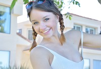 Aurora Belle in That Girl In Pigtails by FTV Girls (nude photo 6 of 16)