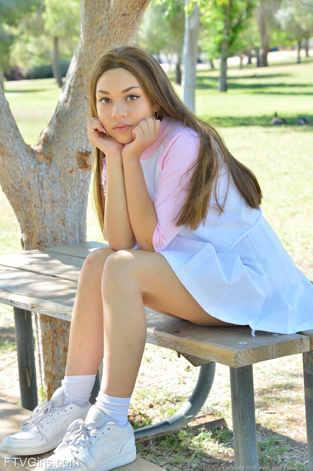 Kelly Kitten In Schoolgirl Views By Ftv Girls 16 Photos -3247
